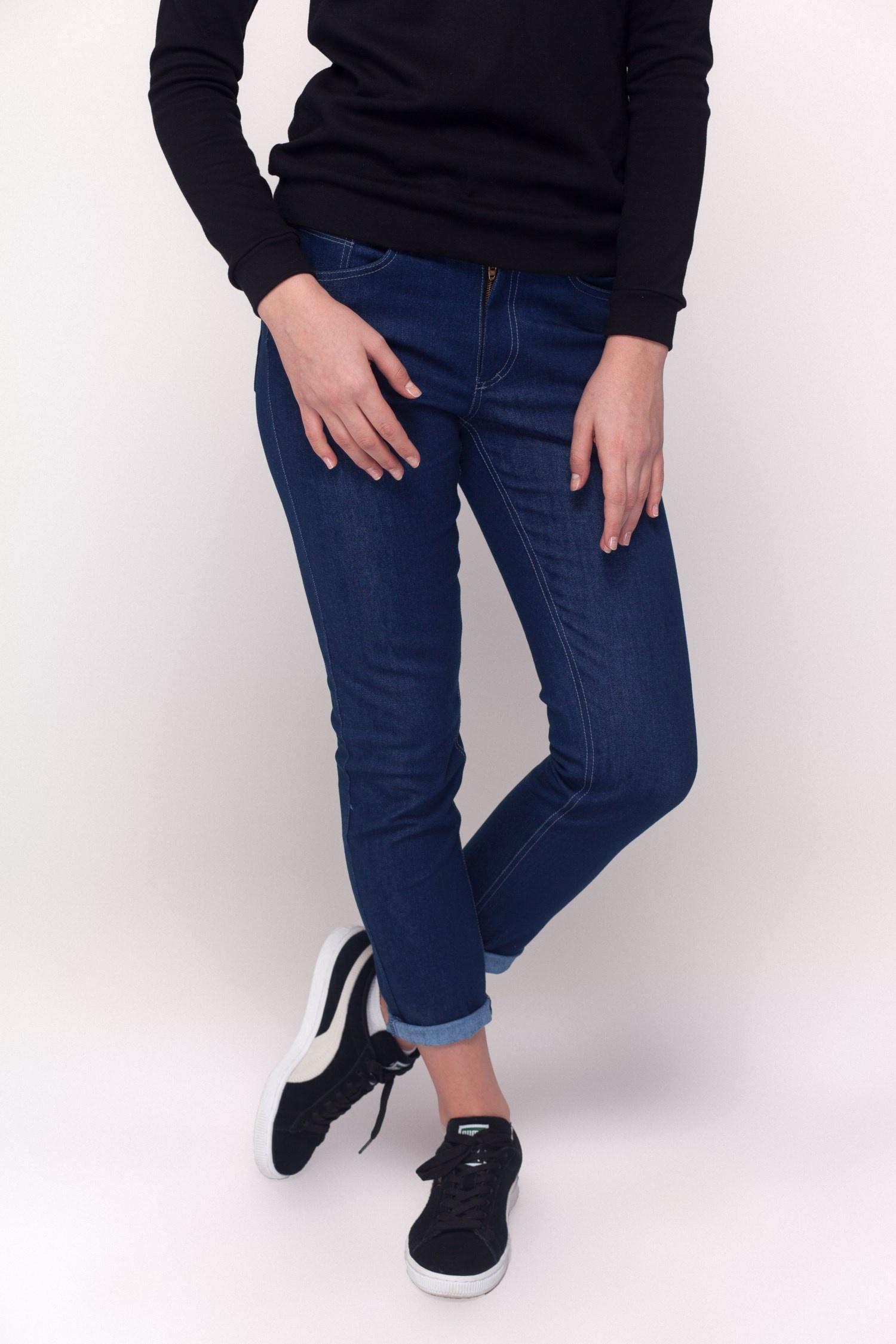 Жіночі джинси slim з колекції ABRA AW61-JEW111  e6d848258853f